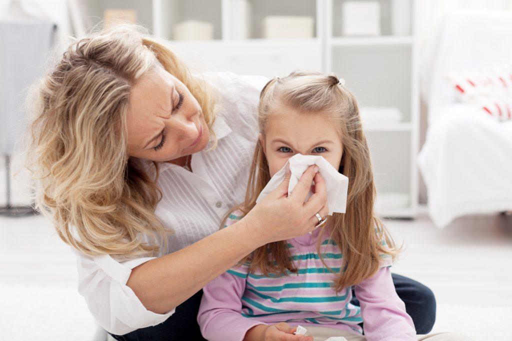 infekcje u dziecka