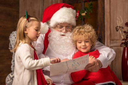5 powodów, dla których warto podtrzymywać wiarę w świętego Mikołaja