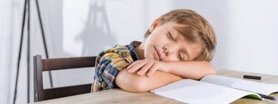 Dlaczego dziecko jest ciągle zmęczone?
