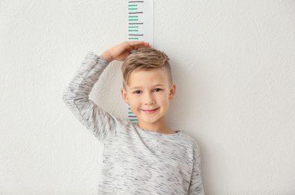 Po czym poznać, że dziecko będzie wysokie?