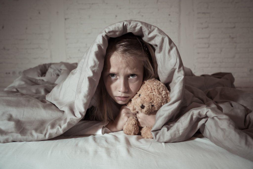lęki nocne u dziecka