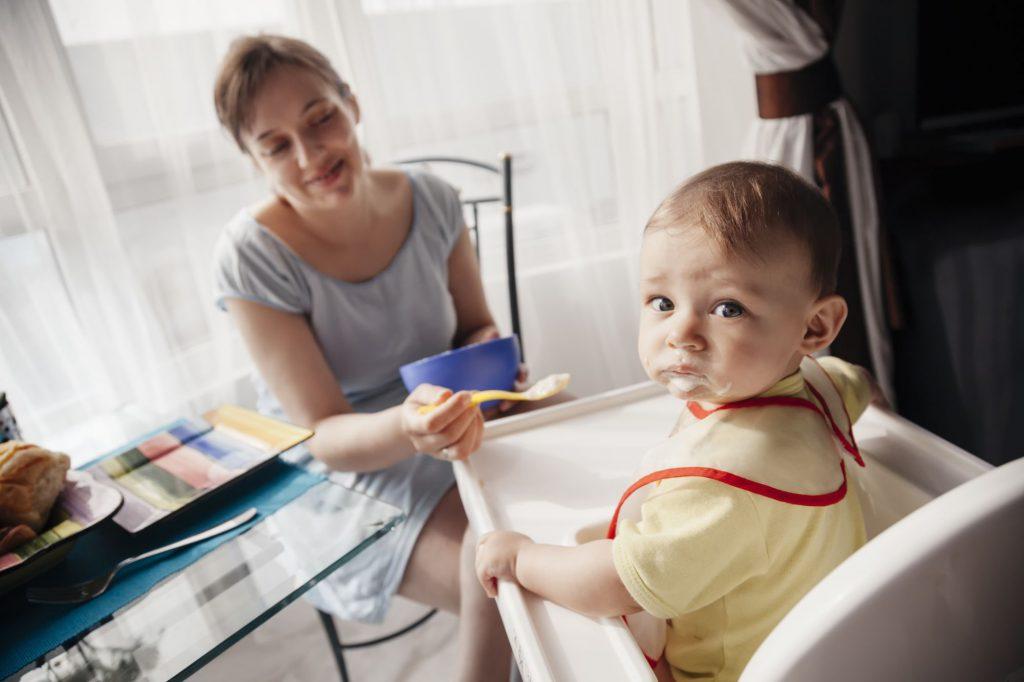 dieta 9-miesięcznego dziecka