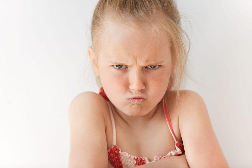 dziecko nie umie mówić dzień dobry