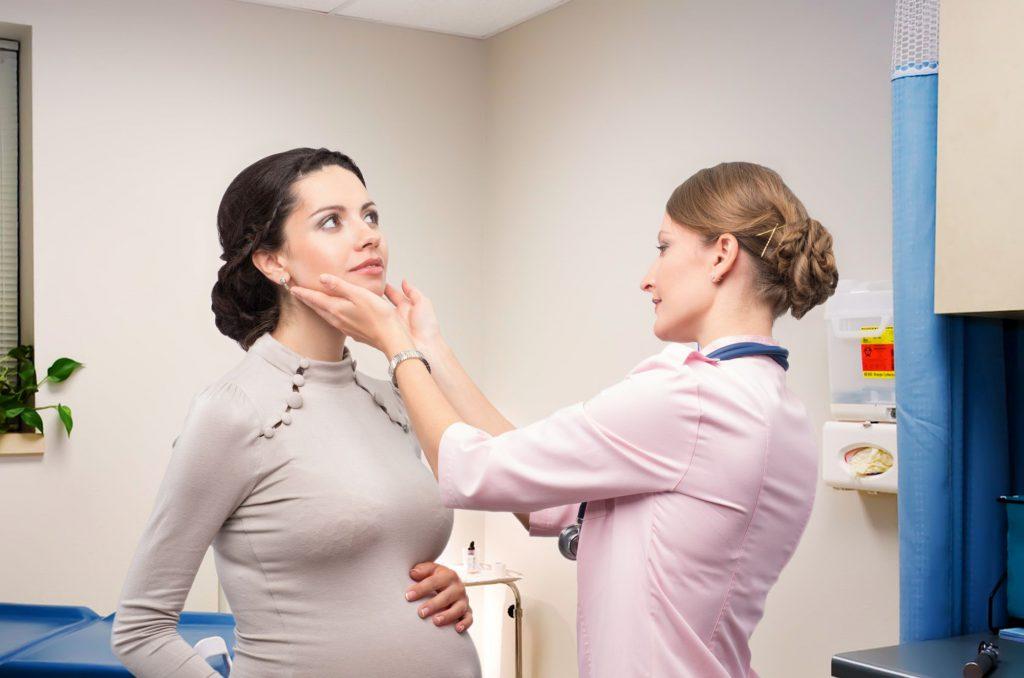 niedoczynność tarczycy w ciąży