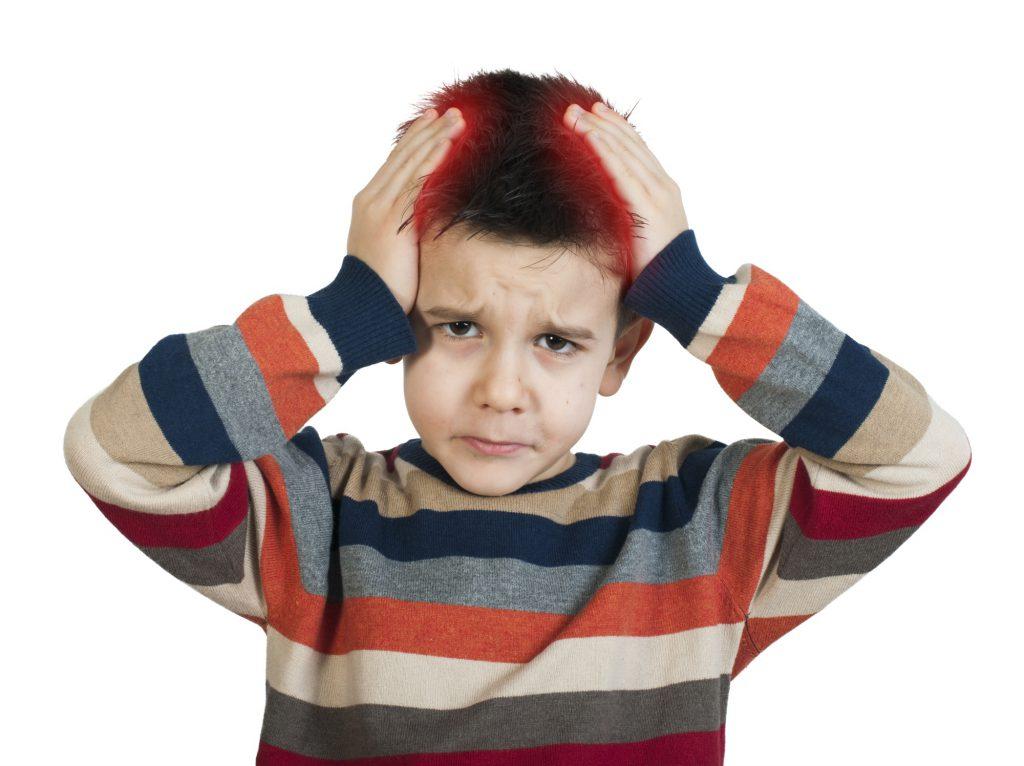 grypa u dzieci