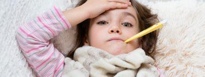 Częste infekcje dziecka – jak sobie z nimi radzić?
