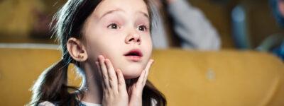Kiedy iść z dzieckiem po raz pierwszy do kina?