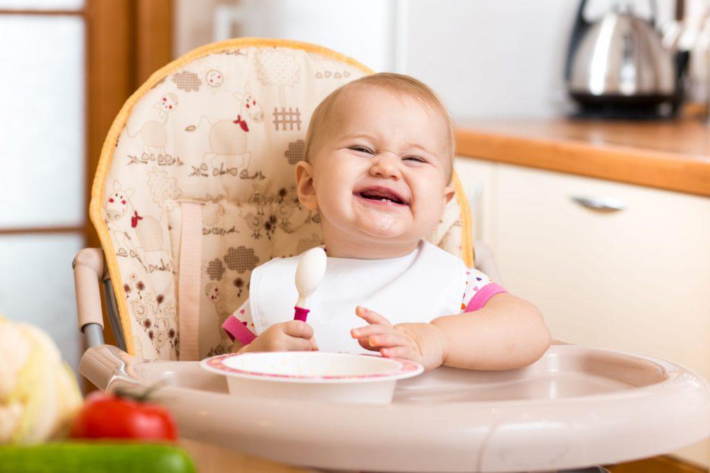 dieta 7-miesięcznego dziecka