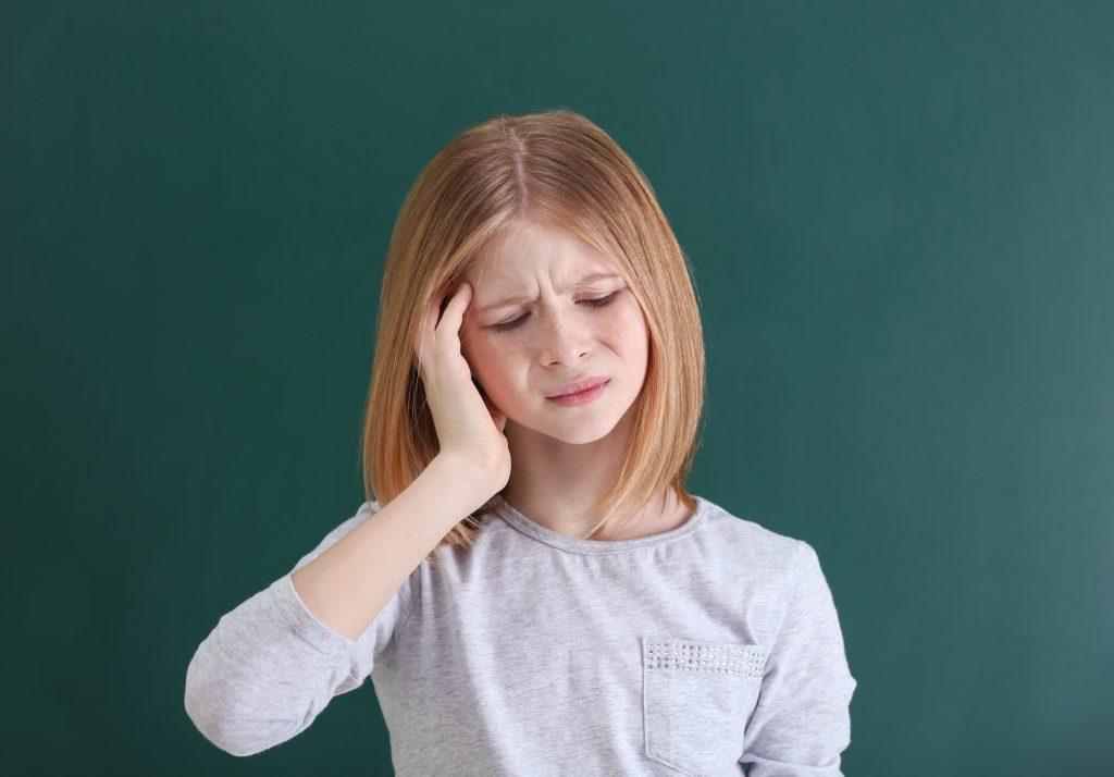 guzy mózgu u dziecka