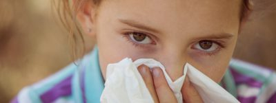Alergiczny nieżyt nosa to powszechna choroba alergiczna
