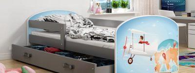 Jakie łóżko dla chłopca? Wybór jest ogromny!