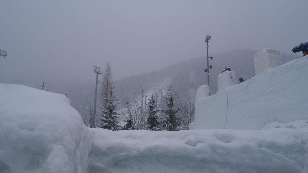 Snowalandia Śnieżny Labirynt