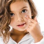 Alergiczne zapalenie spojówek u dziecka