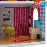 Szukasz zabawki, która nauczy dzieci porządku? Domek dla lalek sprawdzi się idealnie