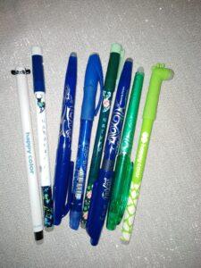 długopis zmazywalny