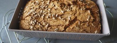 Chleb z mąki gryczanej, chleb gryczany – pyszny i zdrowy