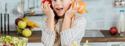 Najczęstsze niedobory witaminowe u dzieci