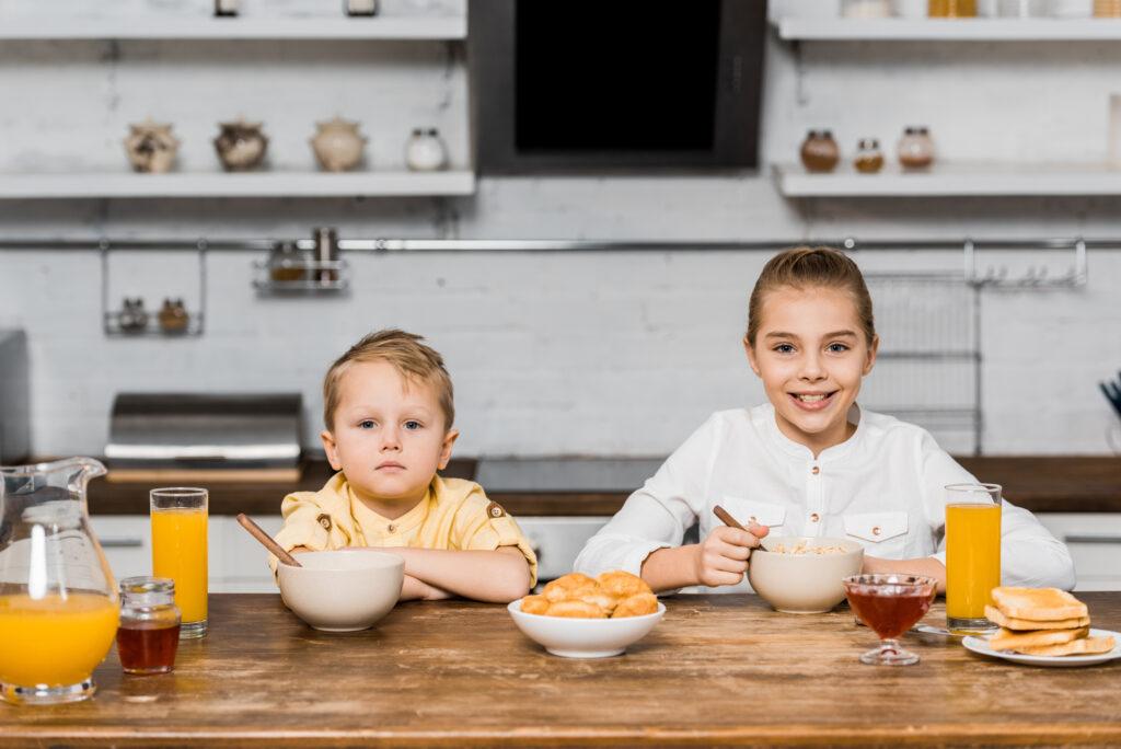 propozycja zdrowych śniadań dla przedszkolaka