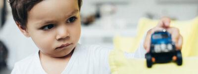 Dlaczego dziecko ma ciągle katar?