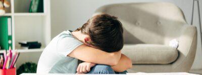 O dzieciach, które bez wyzwań usychają