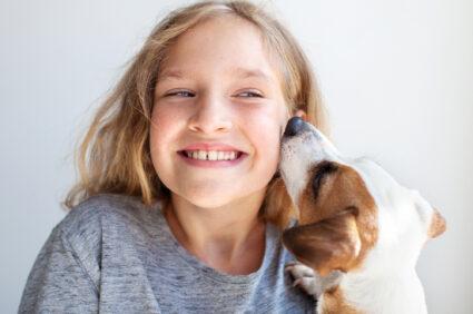 Zanim dziecko dostanie psa…Kilka porad dla rodziców