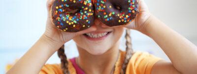 Jak zmniejszyć ochotę na słodycze u dziecka?