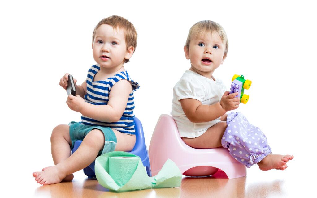 zielone stolce u dziecka
