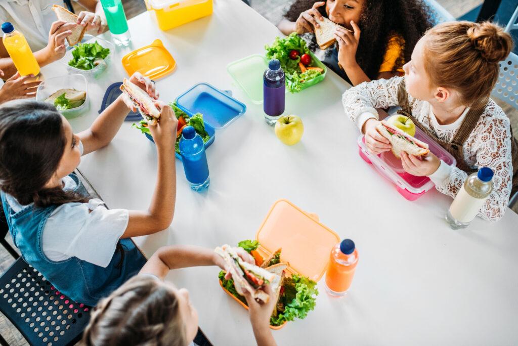 śniadaniówka dla dziecka