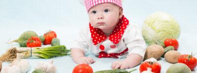 Zdrowe przekąski dla niemowlaka – jak wybrać je rozsądnie?