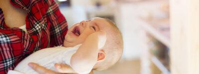 Co zrobić, gdy dziecko wciąż płacze?