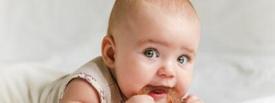 Objawy ząbkowania u niemowlaka