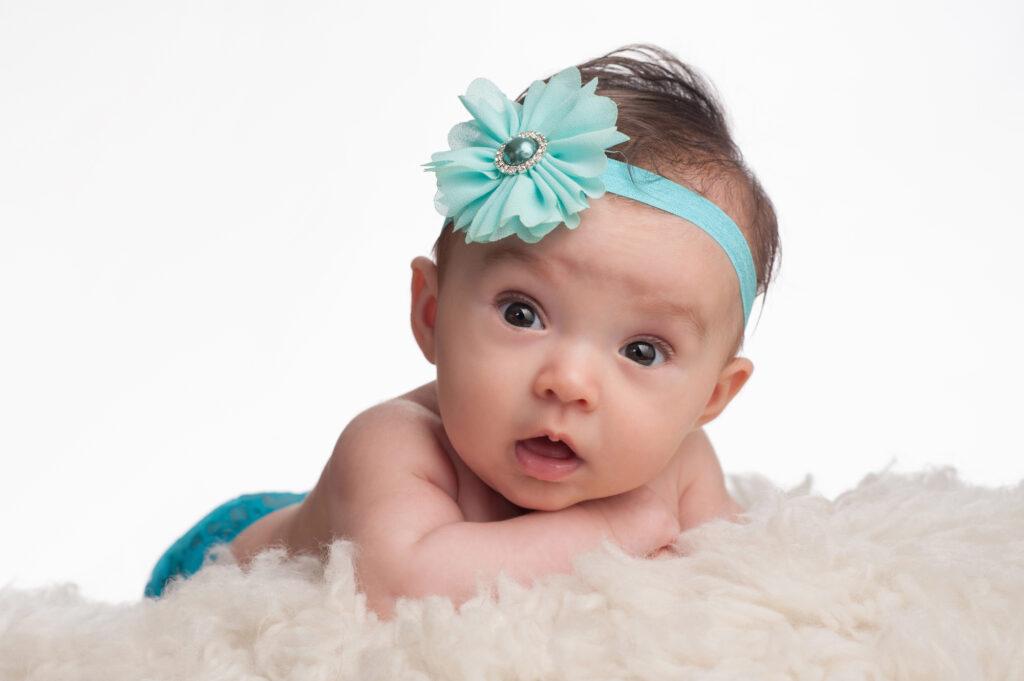 4 - miesięczne dziecko