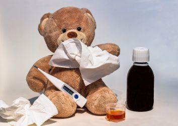 Dieta w trakcie choroby – czyli co podawać dziecku, gdy jest chore